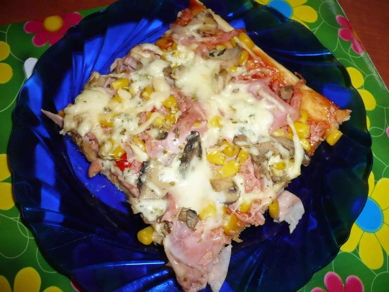 Božská pizza