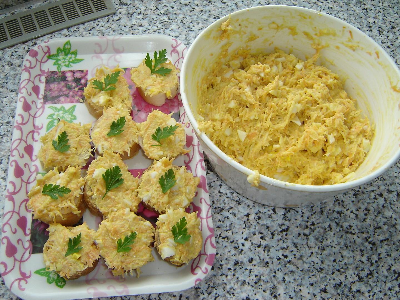 Celerová pomazánka s mrkvičkou