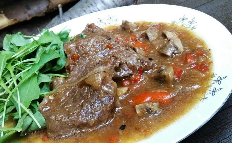 Chalupářské maso