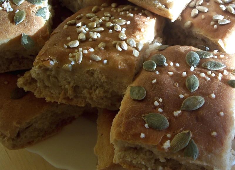 Chlebové kostky