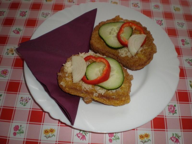 Chlebové smaženky