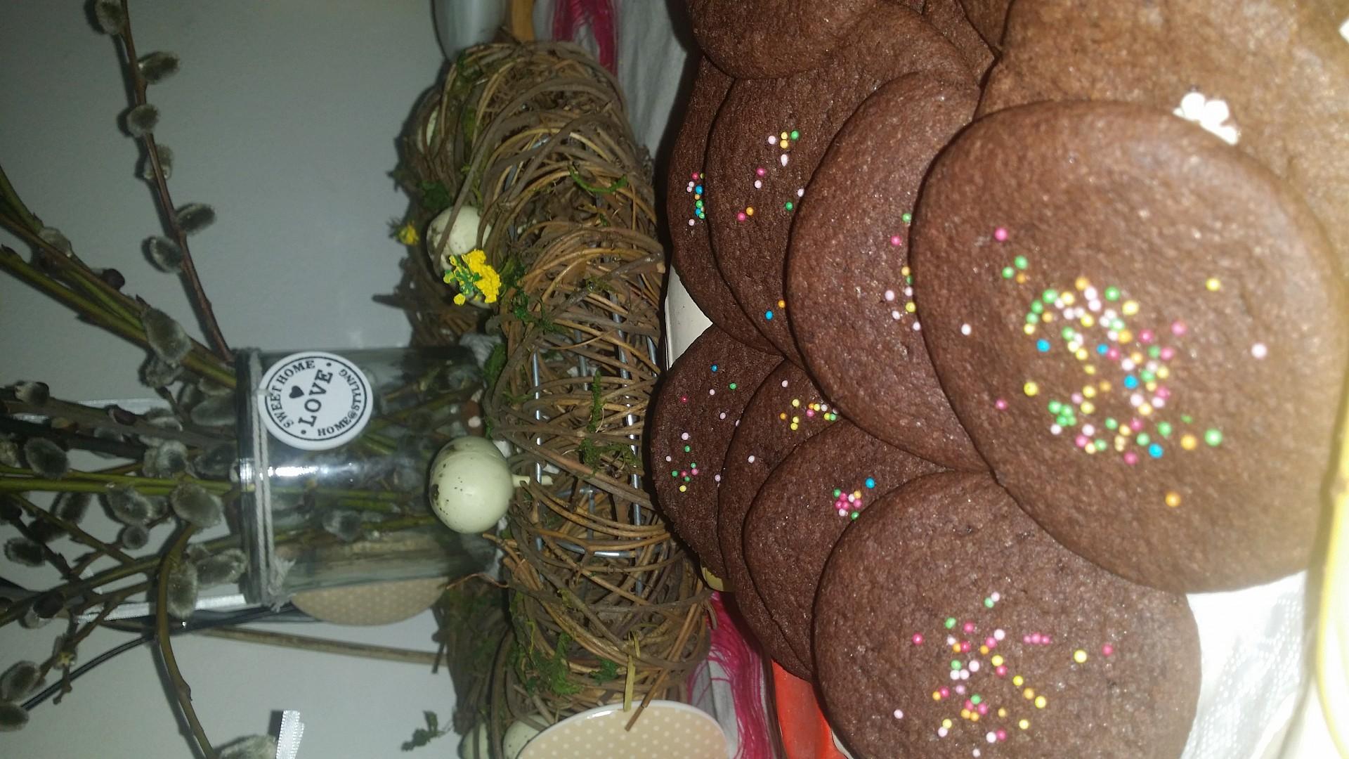 Čokocookies (vláčné a měkké)