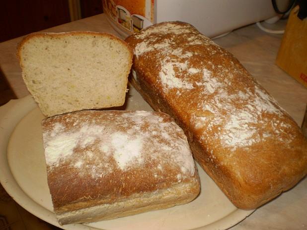 Cuketový chléb s kváskem od Anndy