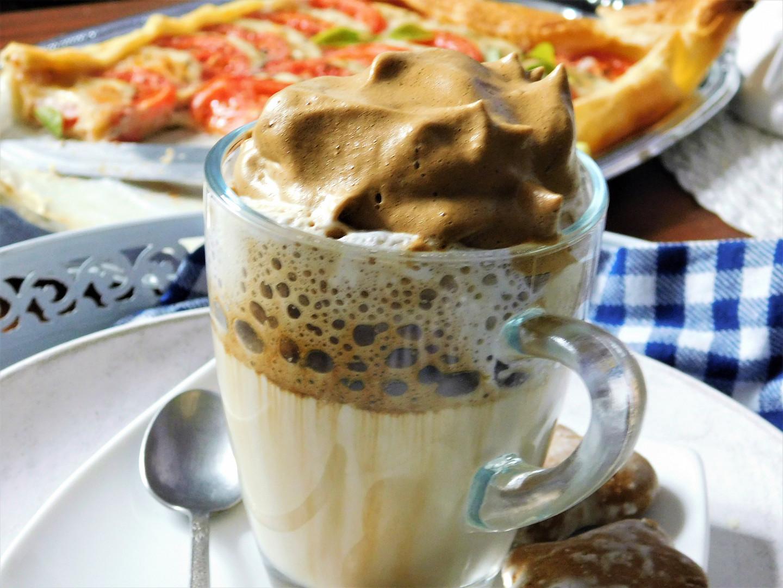Dalgona kafe