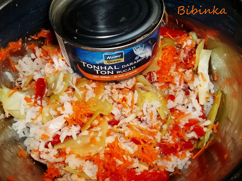 Dietní tuňákový salát