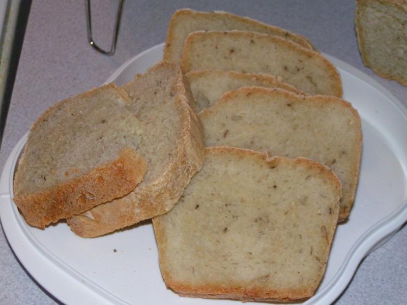 Dobrý domácí chléb