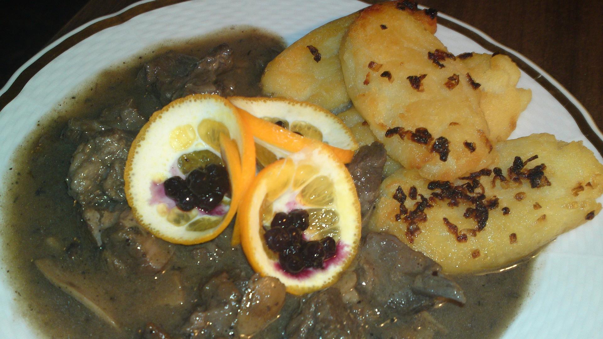 Dödölle - bramborové nugety