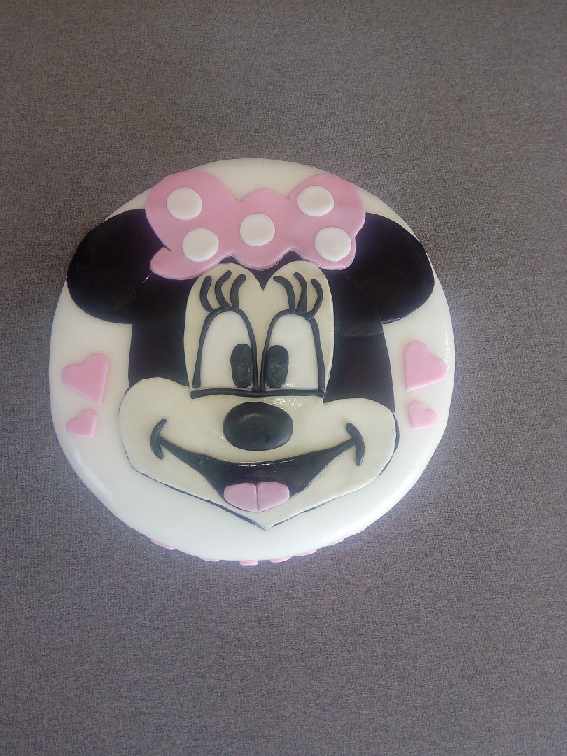 Dort s Minnie Mouse