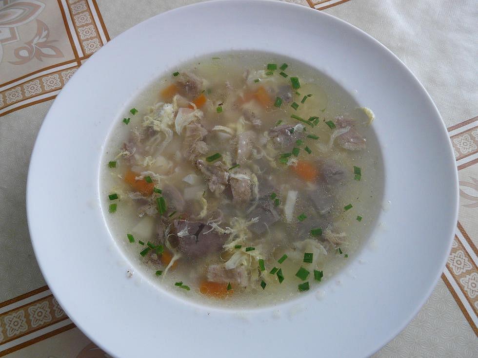 Drůbeží polévka