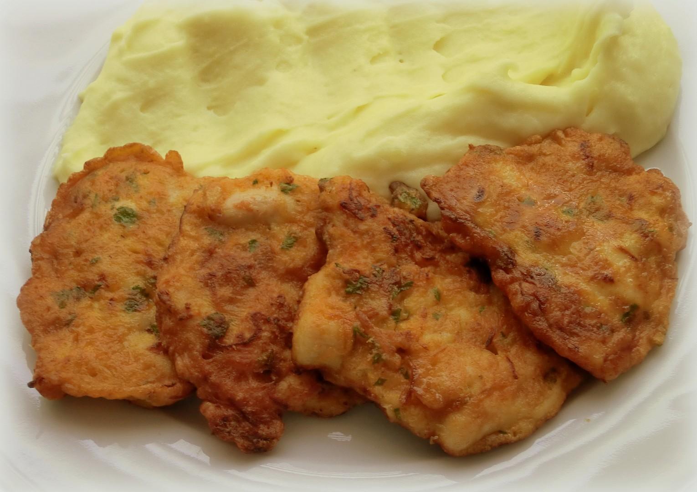 Dvojkové kuřecí placičky