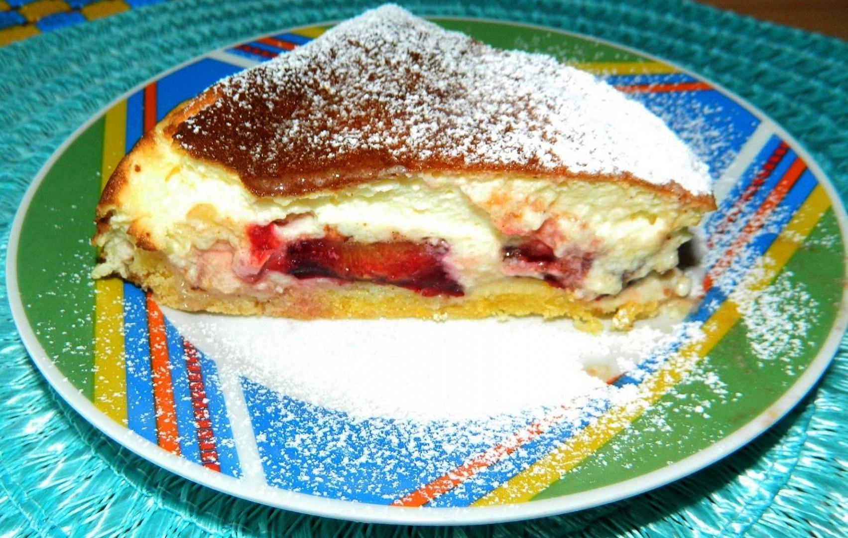Famózní švestkový koláč