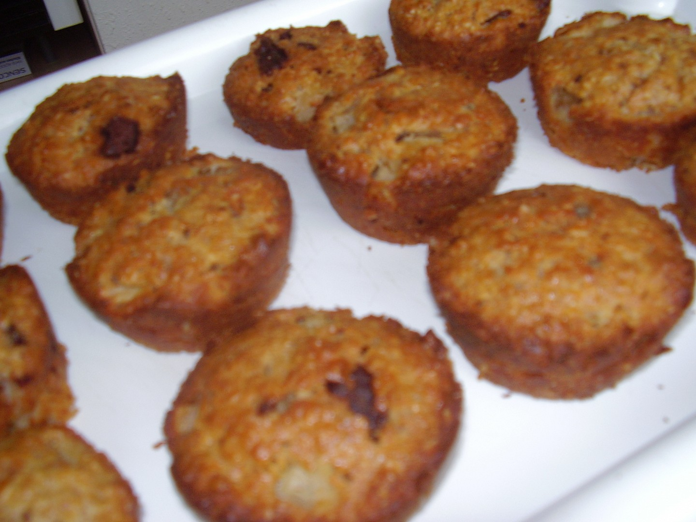 Hruškové muffiny Zdeňka Pohlreicha
