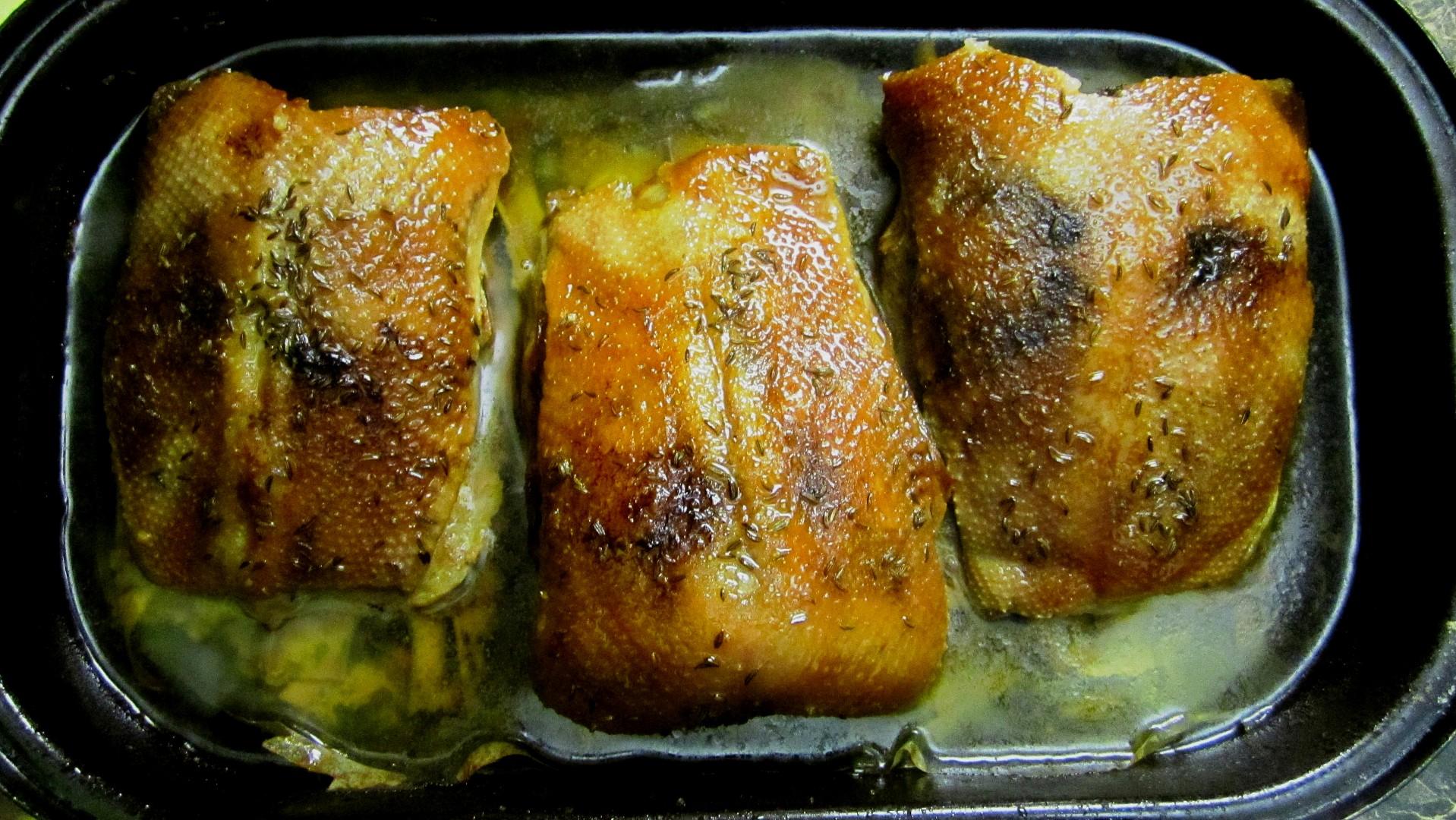 Husí prsa trpělivého kuchaře