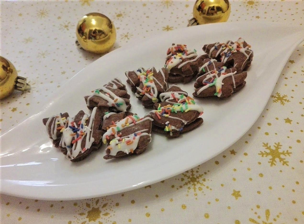 Kakaové cukroví