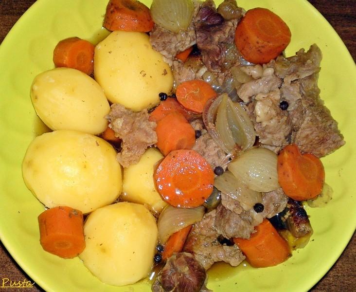 Karjalanpaisti - Karelské maso