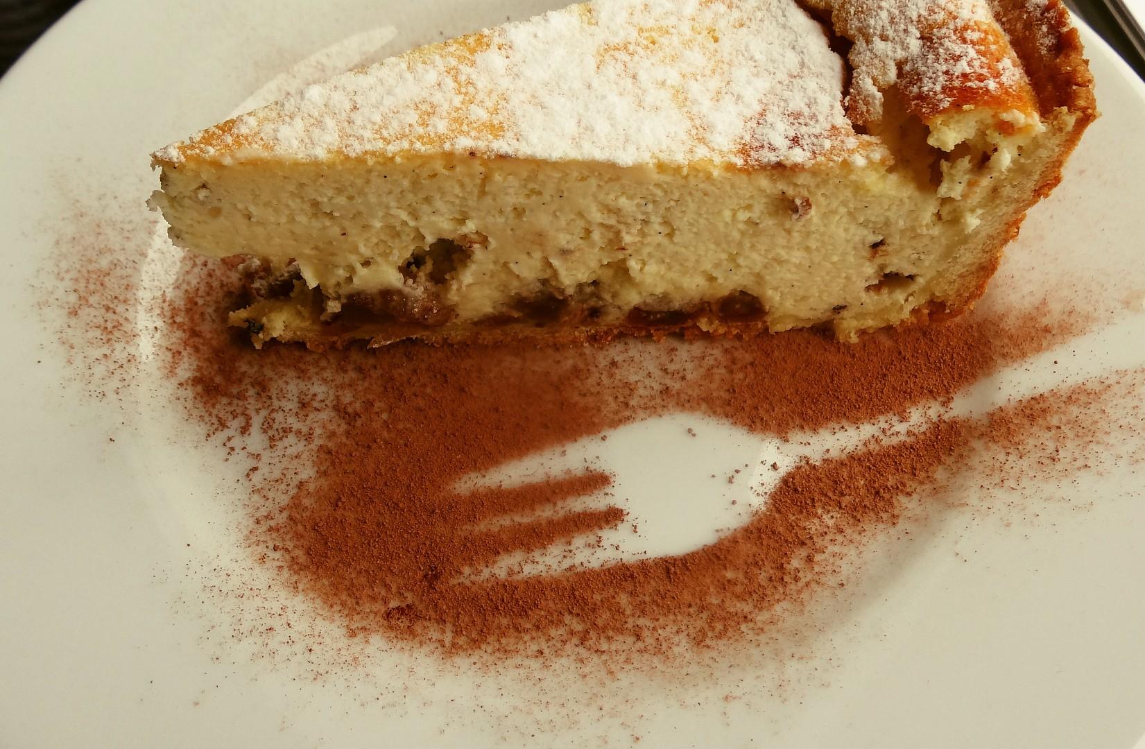 Käsekuchen - pravý německý tvarohový koláč