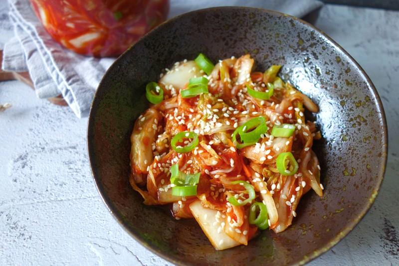 Kimchi salát