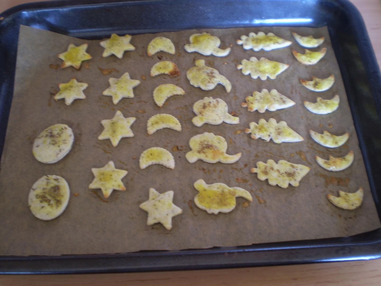 Kmínové sušenky