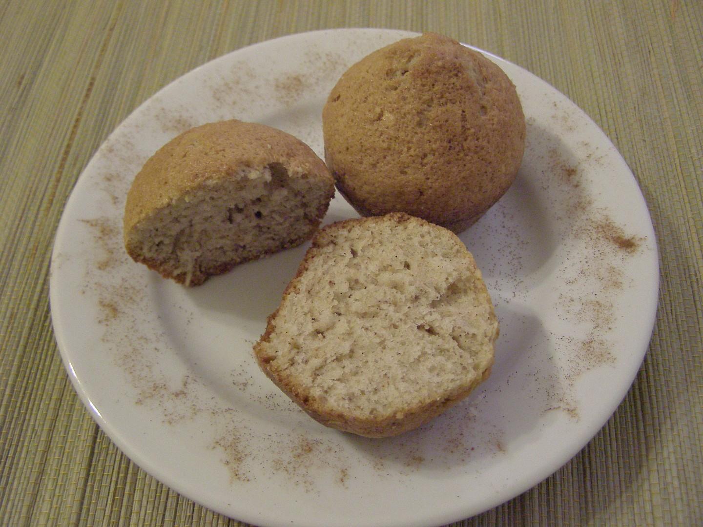 Kořeněné muffiny