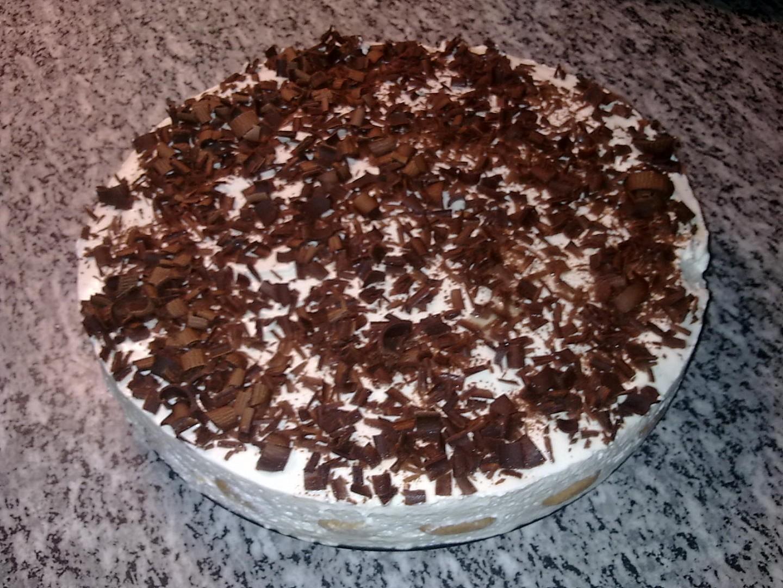 Krémový rychlý dort