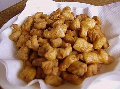 Kuřecí popcorn