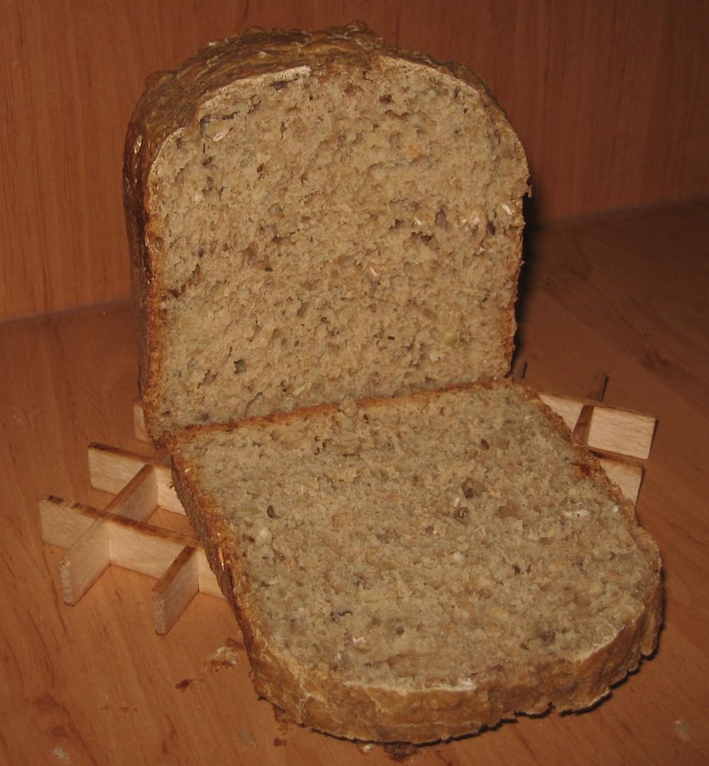 Kváskový hrnkový chléb