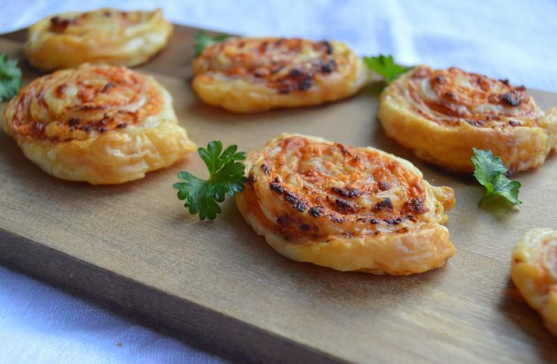Listoví šneci s balkánským sýrem