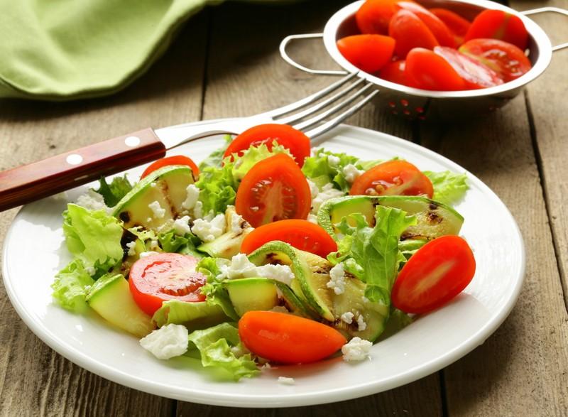 Malý piknikový salát