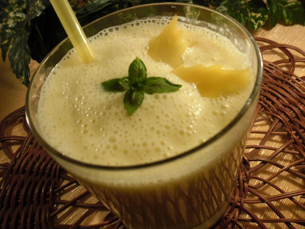 Mangový smoothie