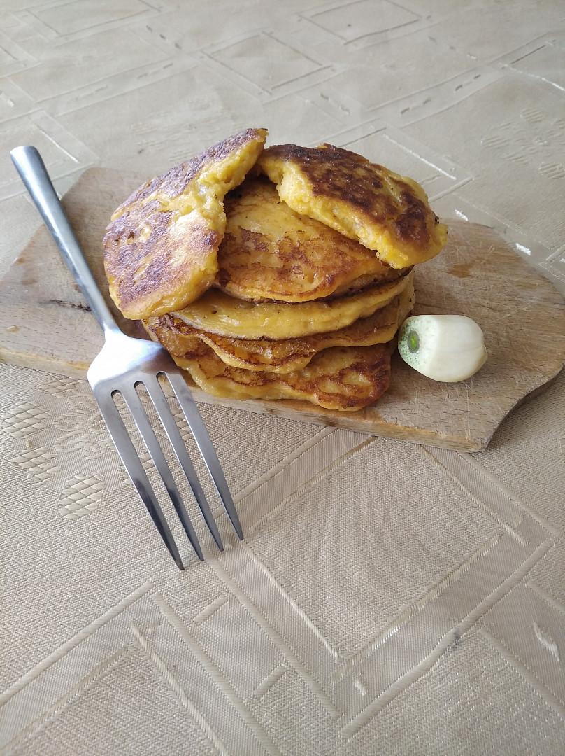 Matafan - francouzské bramborové placky