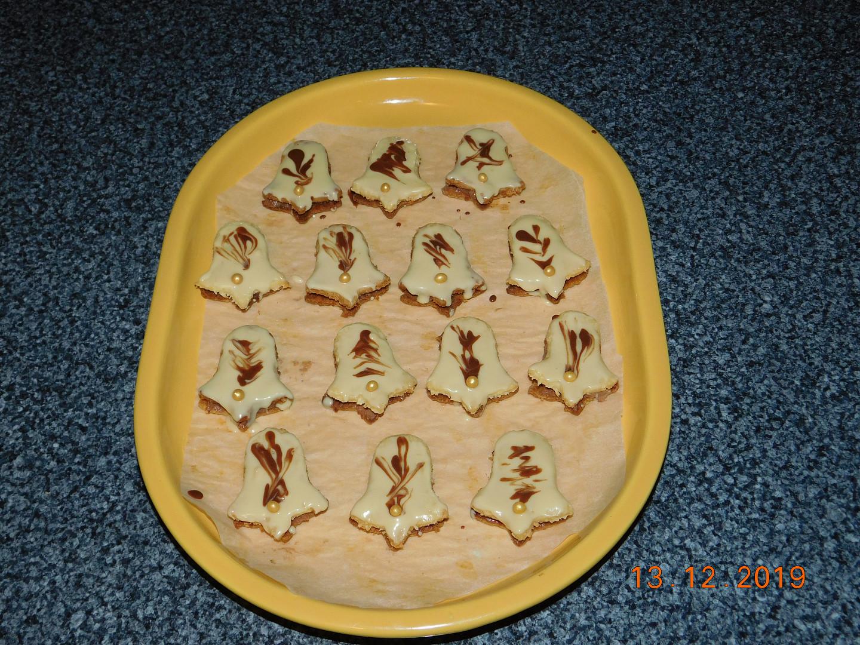 Medovo-kokosové cukroví