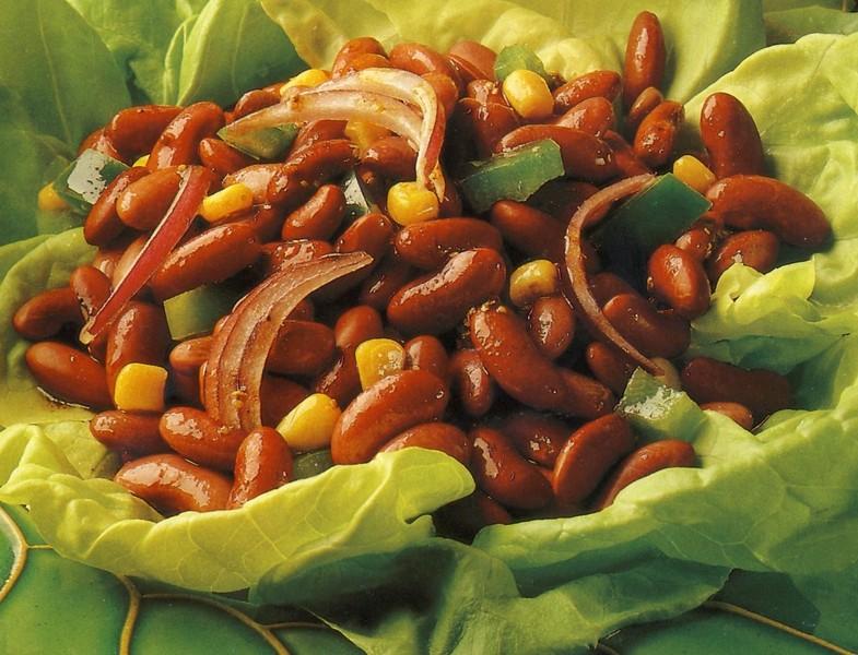 Mexický salát 2