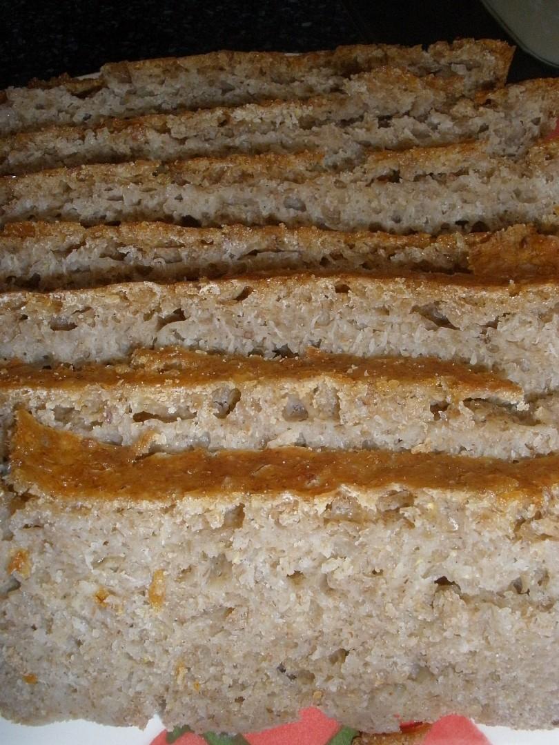 Nehnětený chleba by voko