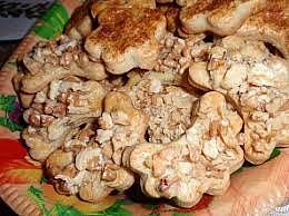 Nivové sušenky - slané cukroví