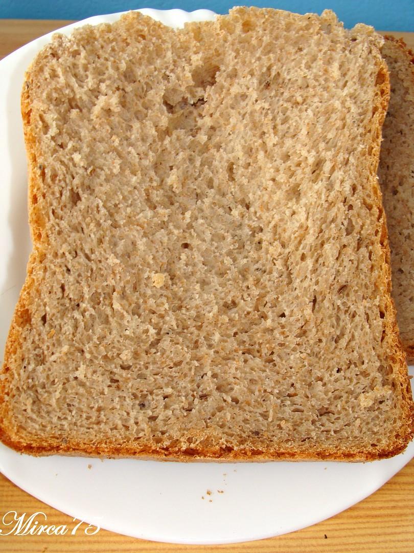 Obyčejný hrnkový chleba