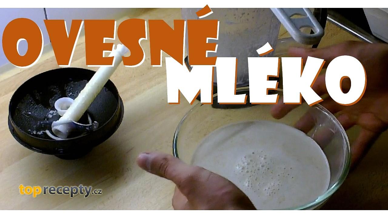 Ovesné mléko (fitness)