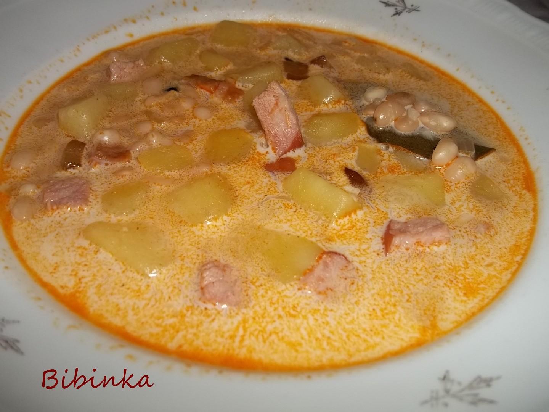 Polévka Nociárovka