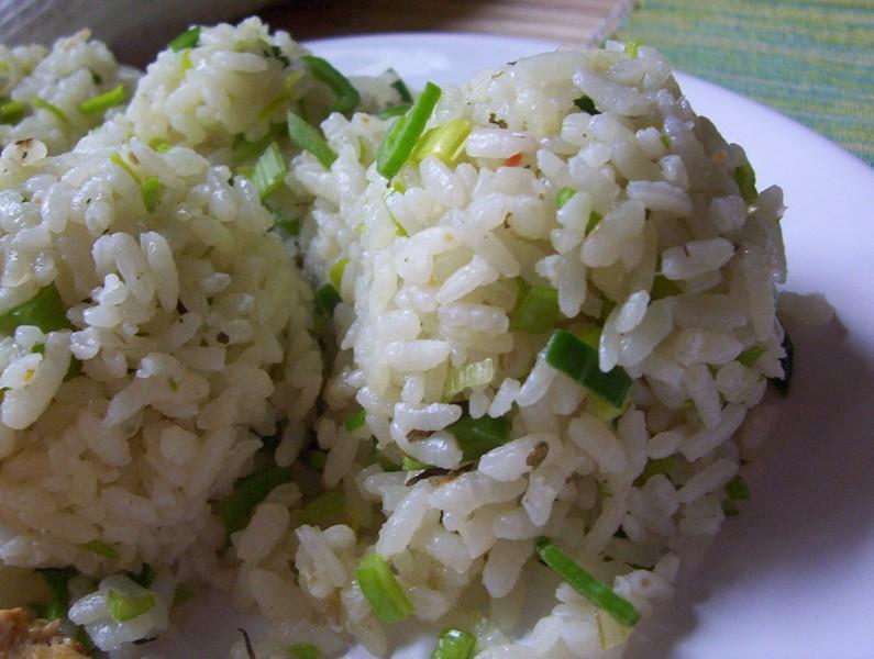 Pórková rýže