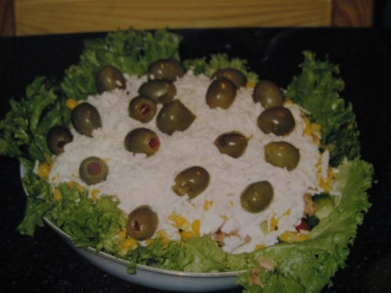 Pošuk salát