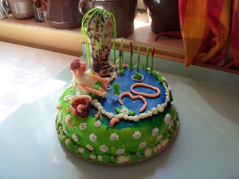 Potahovací hmota na dorty