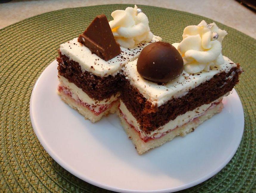 Řezy jako dort