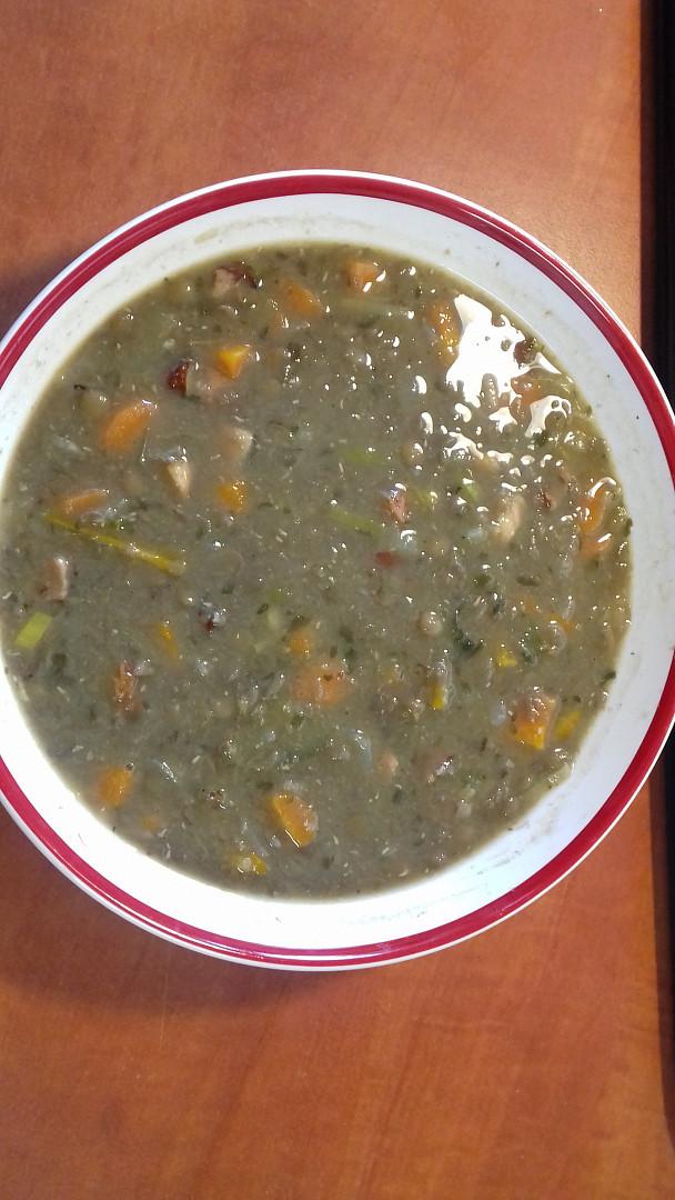 Rychlá čočková polévka (nezahuštěná moukou)