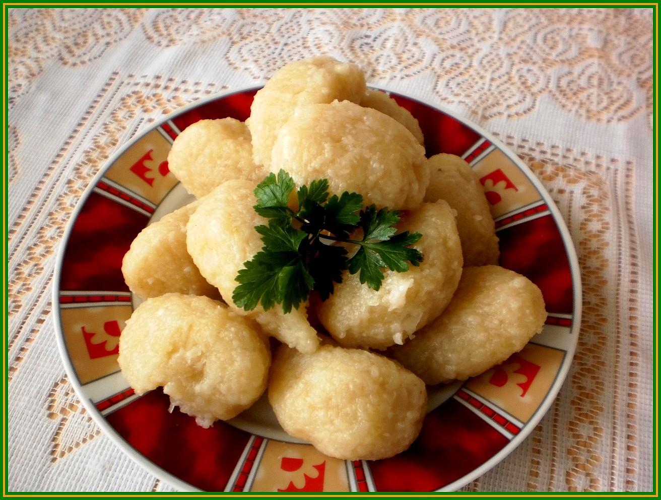 Rychlé bramborovéchlupáčky