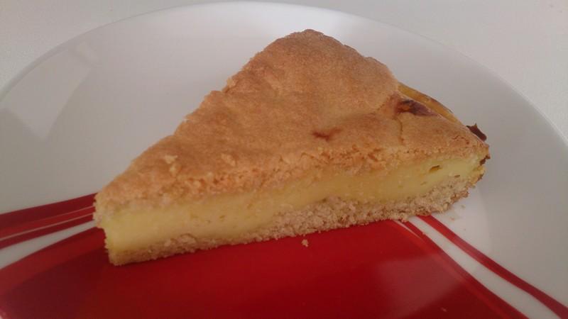 Rychlý koláč se zakysanou smetanou