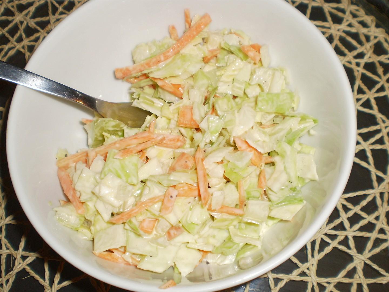Salát Coleslaw 3