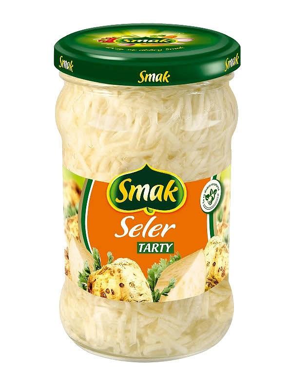 Silvestrovský salát z celerů