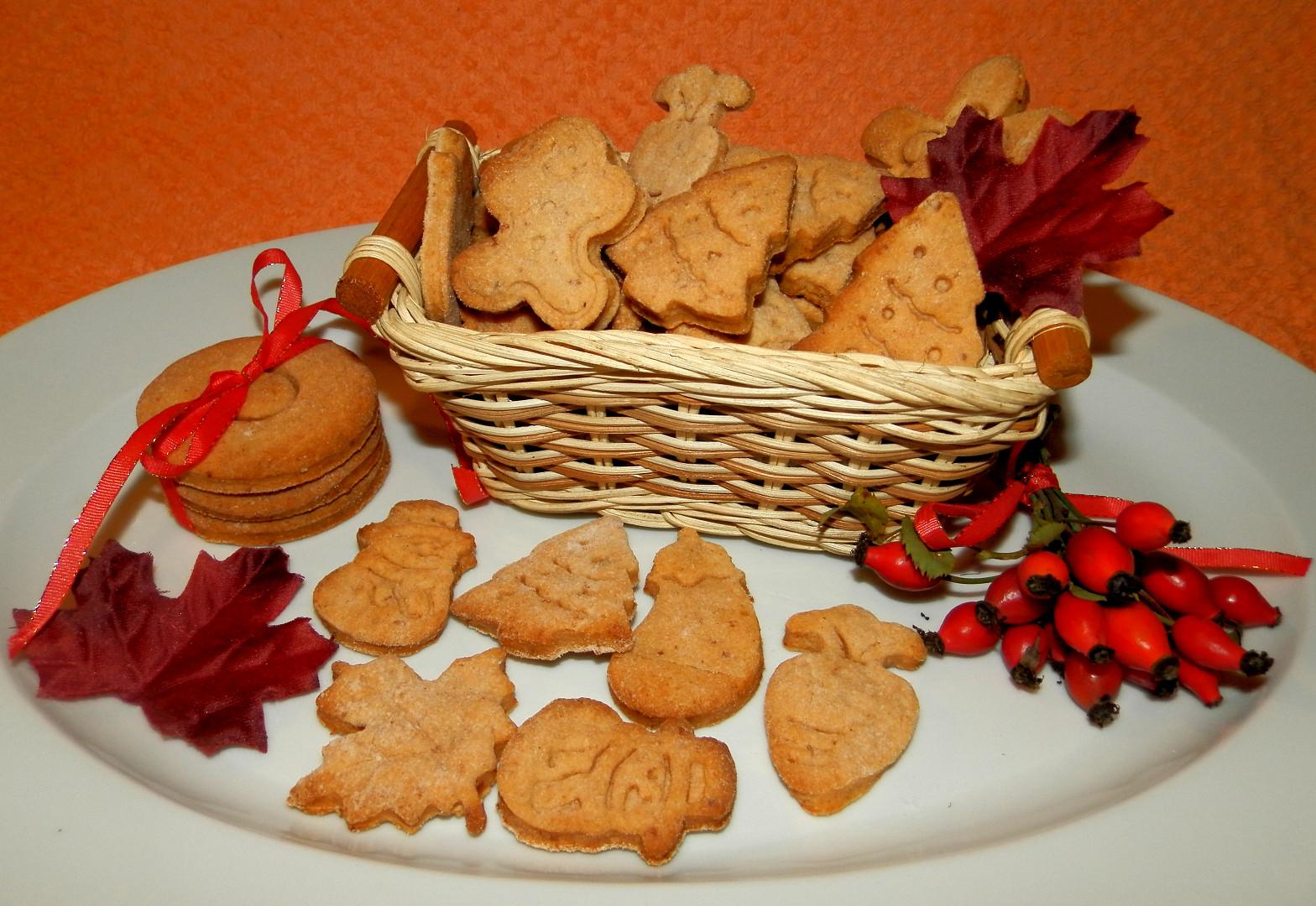 Šípkové sušenky