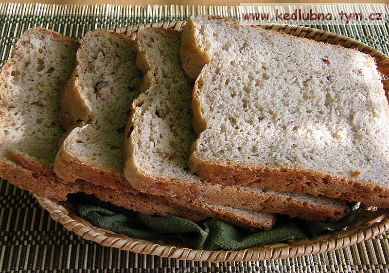 Slaninový chleba