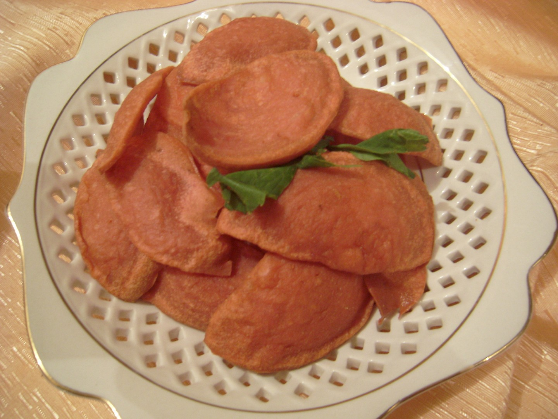 Smažené chipsy