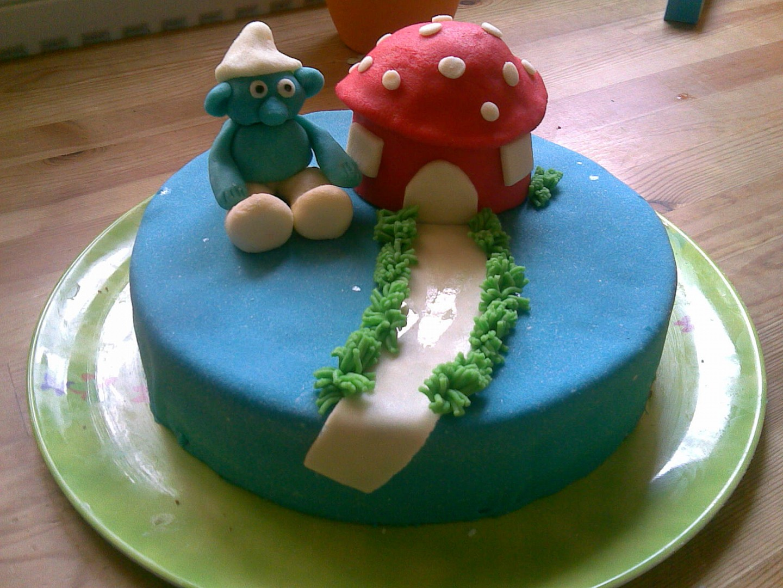 Šmoula dort